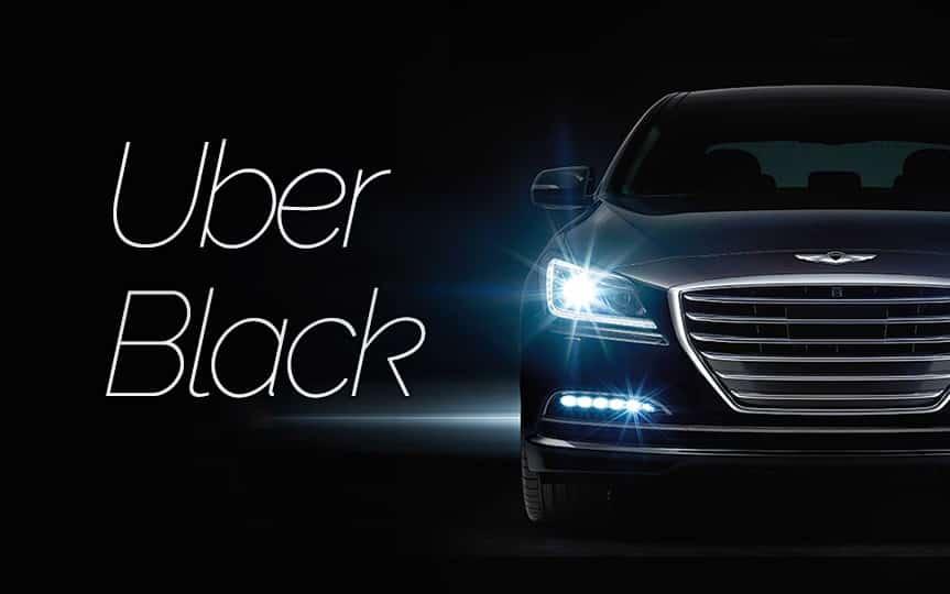 UberBlack 2019
