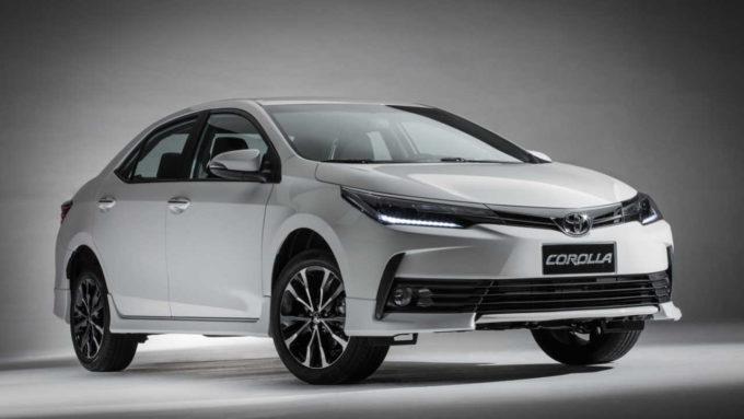 Carro Toyota Corolla