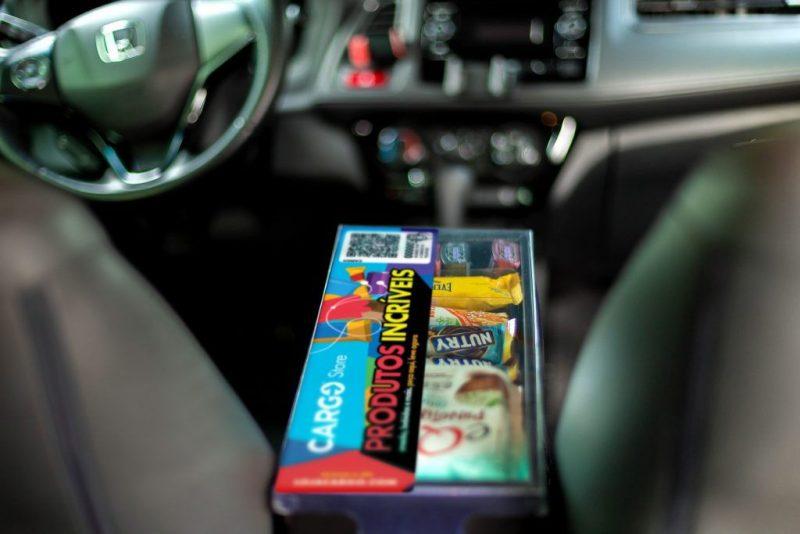 Vender produtos no carro